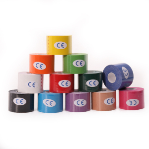 China Factory Kinesiology Tape Sportband Kinesiologie