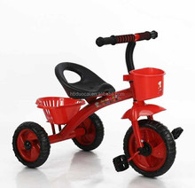 Wholesale children tricycle kids 3 wheeler pedal car