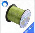 Professional army green fishing line for winding machine use wholesales