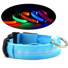 Factory Wholesale price USB Rechargeable Flashing Led Dog Collar