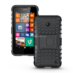 mobile phone Hot sell china supplier Hybrid Case Armor phone Cover Case For Lumia 630 635