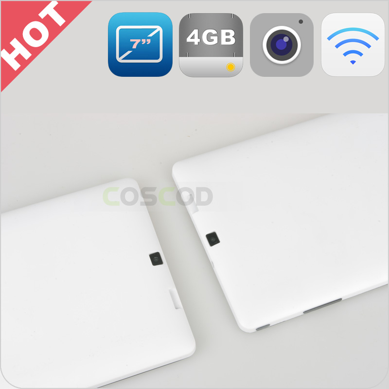 Cheapest 7 inch dual core android mid tablet pc manual dual camera Android 4.2.2