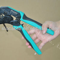 Wire Crimping Plier For Connectors And