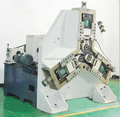 stainless steel pipe thread cutting machine with ISO TB-80A