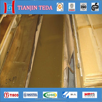 Hot Rolled Copper Plate/Sheet