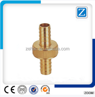 QZM-30 Factory Customized Brass pipe fitting names and parts