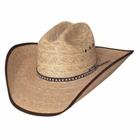 Wholesale Custom Western Mexican Cheap Plain Wholesale Straw Cowboy Hats