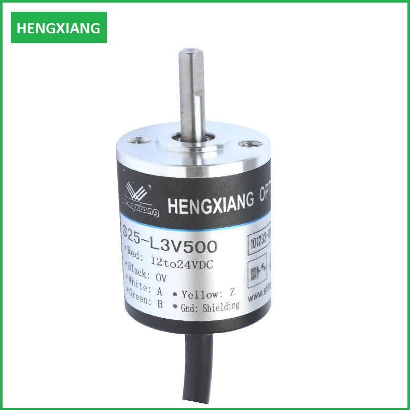 15mm shaft blind hole encoder hollow shaft encoder