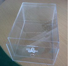 Acrylic Riser Display Clear Shoes Display Holder