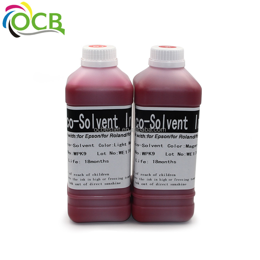 made in China WinJET eco solvent ink for dx5 dx7 head inkjet plotter printer