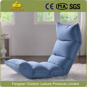 Hot selling single safa chair folding floor chair floor sofa for wholesales BS-167