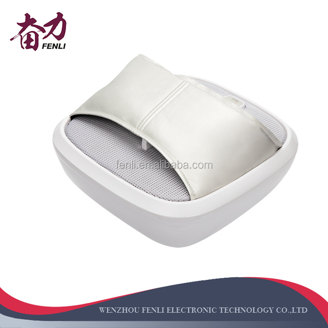 2017 New Hot Products Heating Rolling Health Medical Foot Massager