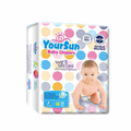 Baby diaper super soft surface and cheap factory price unisoft