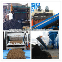 Cationic Polyacrylamide Used For Sludge Dewatering