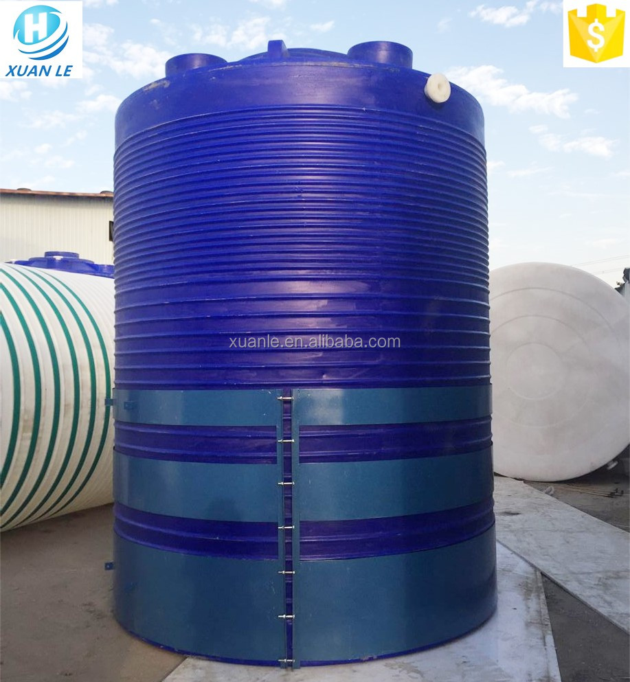 Best selling rotomolded large plastic 20000 litre <strong>water</strong> <strong>tank</strong> for <strong>water</strong> storage treatment