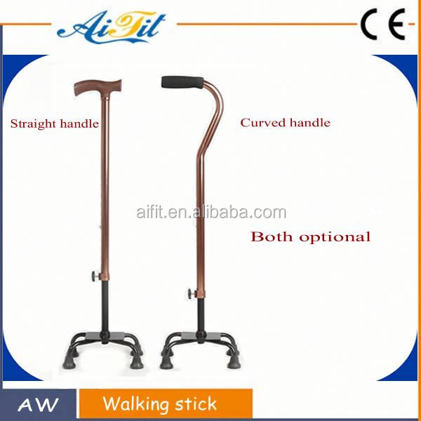 2015 New walking stick aluminum crutch for disabled