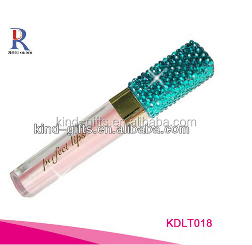 Bling empty novelty lip balm