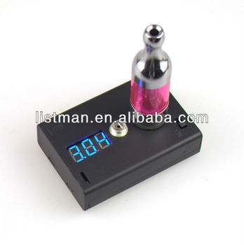 popular e-cig ohm reader/ ohm tester cartomizer ohm meter