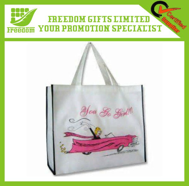 High Quality PP Laminated Non Woven Shopping Bag