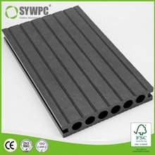 new design ANTI-UV outdoor WPC decking floor can customize
