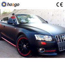 good effect auto refinish and repairing matte black car paint