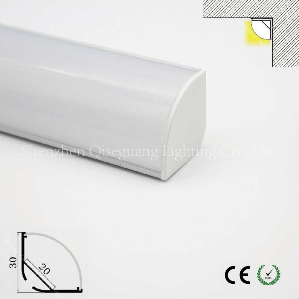 Led sign box aluminium extrusion profile,fabric lightbox frameless,fabric led aluminum frame