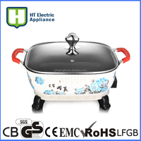 Ceramic Deep Frying Pan Electric Dosa