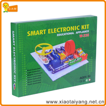 Snap Circuit kits electronic building blocks toys