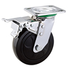 "Hot style high quality 4"" 5"" 6"" 8"" Pu transport dollies caster wheel"