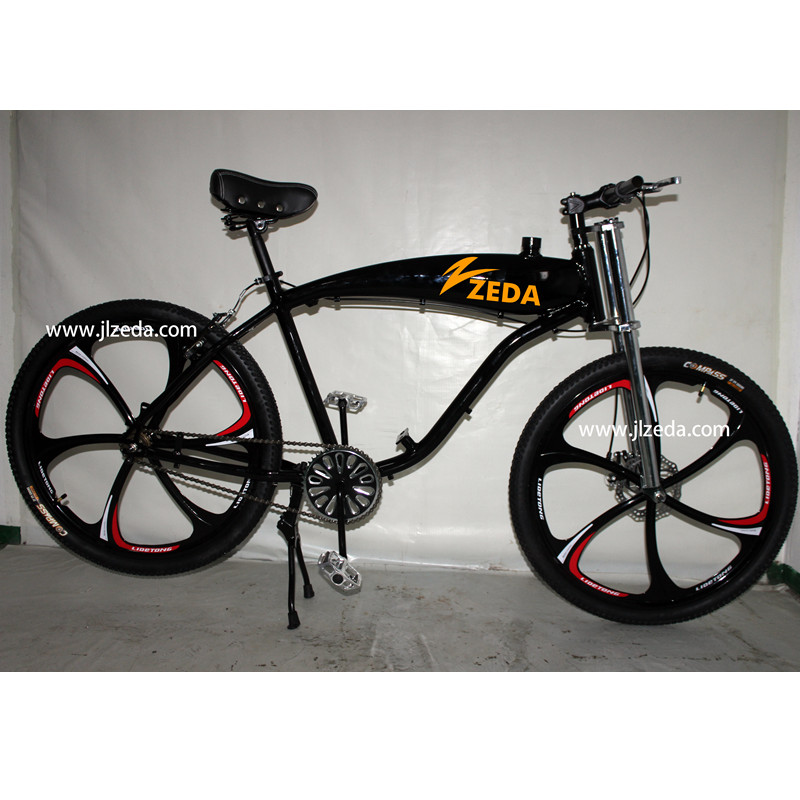 Gas tank built bicycles/2.4L gas tank frame motorized bikes/road racing bike