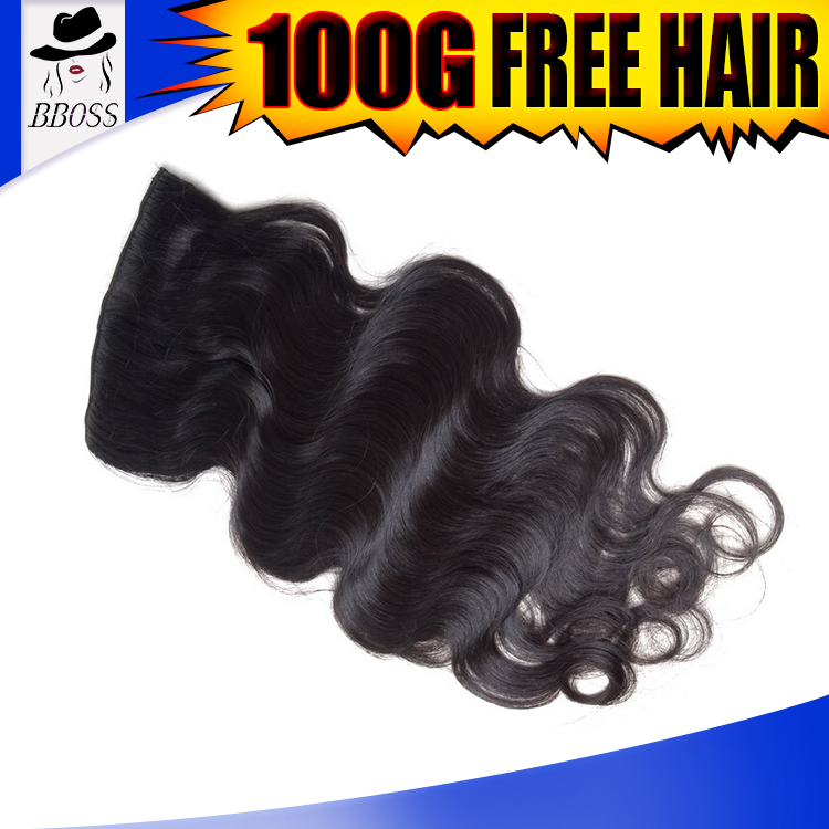 China Virgin Brazilian Clip China Virgin Brazilian Clip