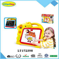 Double-side Funny Learning Tools Boys and Girls Painting Board