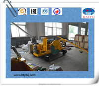 Good performance prestressed concrete saw blade purline cutter machine