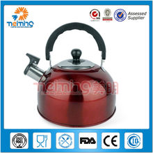 2013 wholesale colorful stainless steel instant hot water kettle