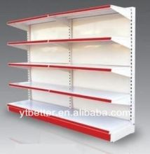 Factory direct commercial gondola shelving
