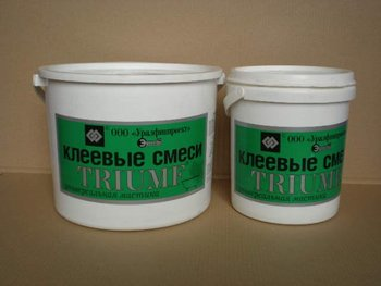 Glue For Gluing Tile, Ceramics, Marble, Mosaic
