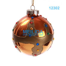 2013 hot sale glowing christmas balls