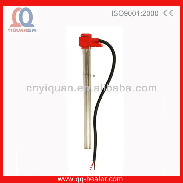 Electric Titanium Immersion Heater With Thermal Protection