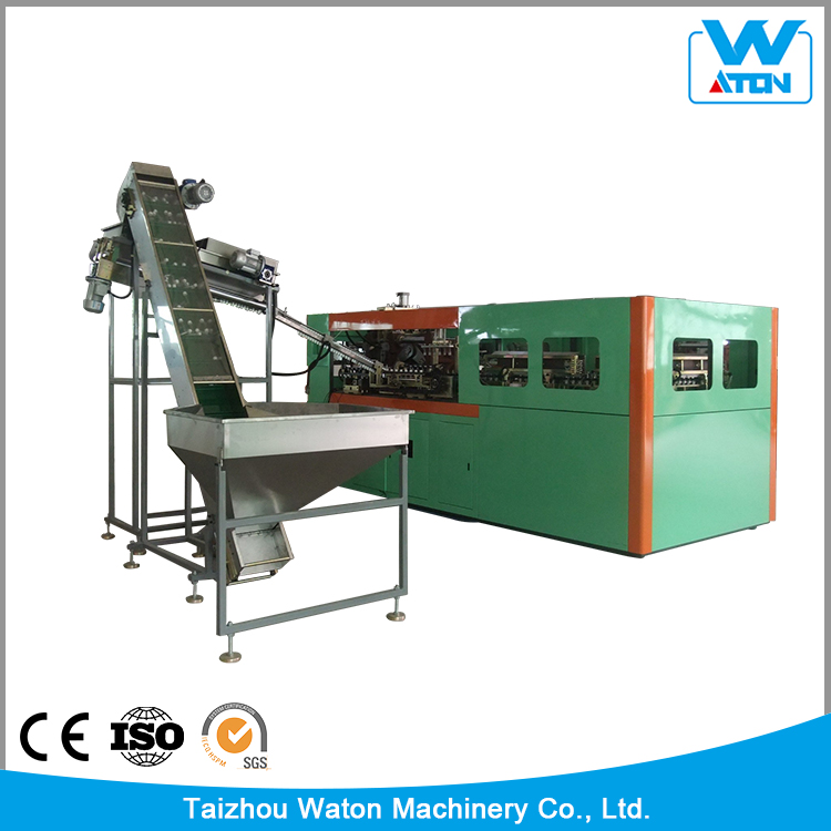 QCS-6000S/8000S/10000S High Speed PET Machines To Make Plastic Bottles