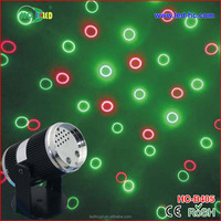 2016 competitive advantage for laser christmas light machine/ mini green laser light / good quality christmas laser lights
