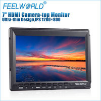 1280x800 new 7inch IPS panel monitor for dslr camera accessories