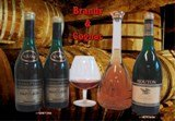 French Cognac And Napoleon Vsop Brandy