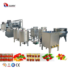 Filled Jam Soft Candy Making Machine