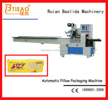 Automatic Horizontal Flow Candle Packing Machine