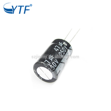 47UF 250V Aluminum Eletronic Capacitors in sk ceiling fan capacitor