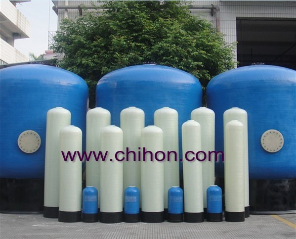 Different sizes of frp tank_conew1
