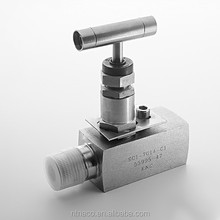Stainless Steel 316 water flow hydraulic control valve