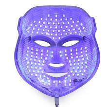 PDT 7 color lights photon facial mask led therapy mask for face lifting
