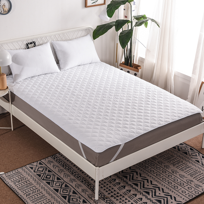 Amazon Hot Seller Quilted Microfiber Waterproof Mattress Pad for Hotel/home textile/bedding/AliExpress - Jozy Mattress | Jozy.net