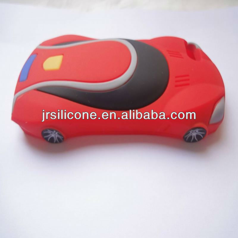 For iphone5 new arrival silicone cellphone case,mobile cover with cool car design